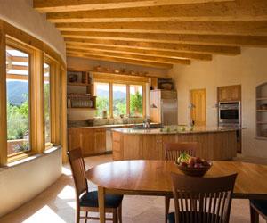 adobe - New Mexico Home Design